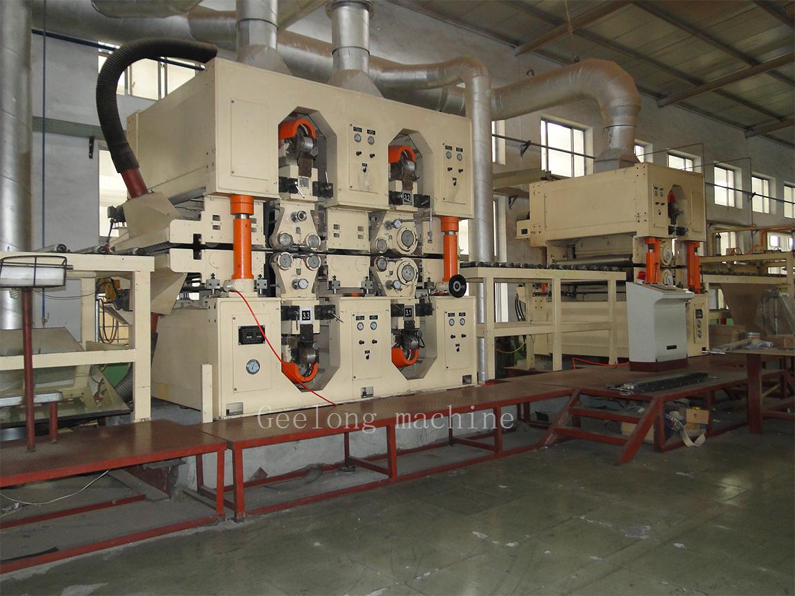 Mesin pembuat MDF / HDF