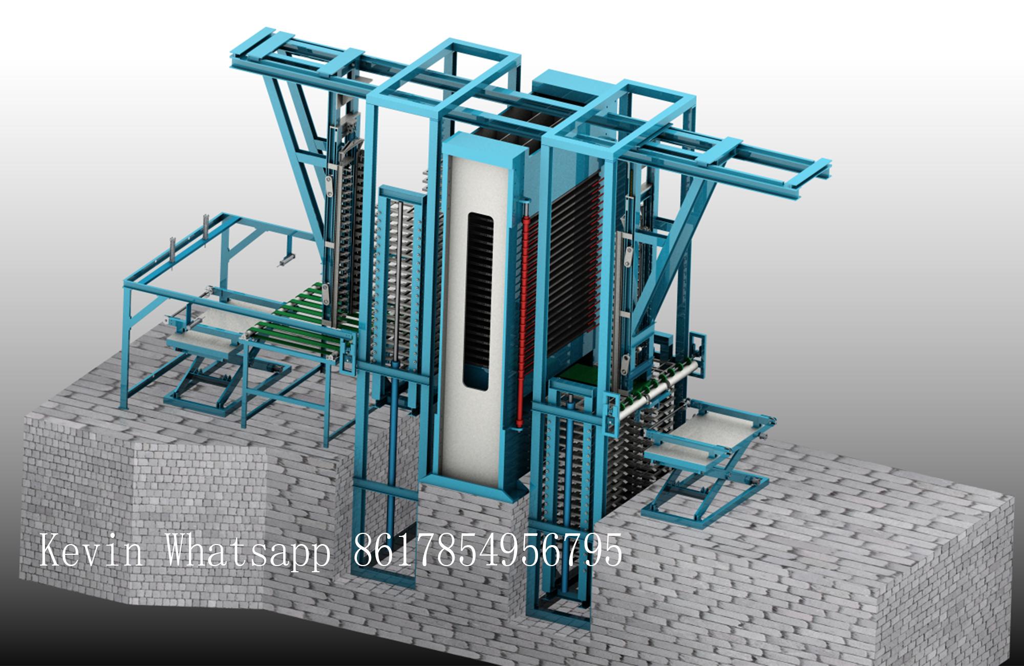Mesin Press Hot Plywood Otomatis