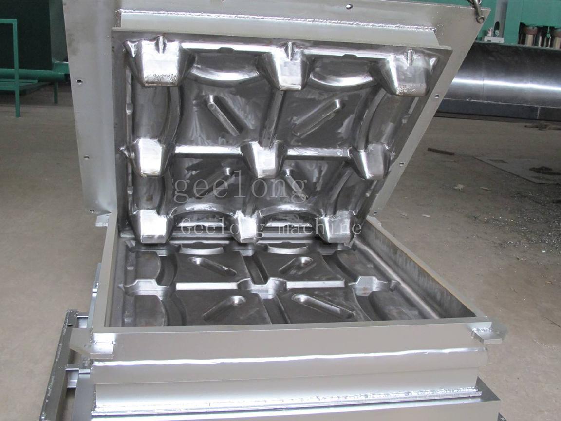 Mesin pembuat pallet / mesin produksi Pallet